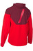 ION Carve Softshell Jacket Unisex combat red